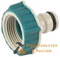 Адаптер RACO Comfort-Plus, внешний, пластик, соединитель-резьба внеш, 3/4х1