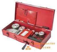 Аппарат сварочный для пласт труб I-TECH 20-32 мет кейс 600W