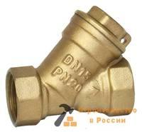 Фильтр косой I-TECH FF 1/2, никель, без проушины