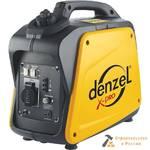 Генератор DENZEL инверторный GT-1300i, X-Pro 1,3 кВт, 220В, бак 3 л, ручной старт