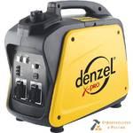 Генератор DENZEL инверторный GT-2100i, X-Pro 2,1 кВт, 220В, бак 4,1 л, ручной старт