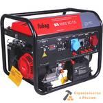 Генератор FUBAG, BS 8500 XD ES, 8,5кВА, 220В/380В, бензин
