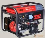 Генератор сварочный FUBAG WS 230 DC ES, 220В, 5 кВт/6кВА, бензин