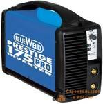 Инвертор BlueWeld PRESTIGE 175 PRO, комплект, 230В, 160А, 4мм, в кейсе