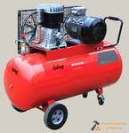 Компрессор FUBAG B6800B/270 СТ7.5, 850 л/мин, 270л, 10бар, 5,5кВт, 380 В