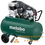 Компрессор масляный Metabo Mega 350-100 D, 2.2кВт, 320 л/мин,10б, 90л, 380 В