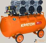 Компрессор с прямой передачей безмасляный Кратон AC-450-100-OFS