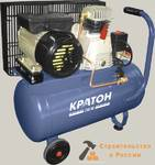 Компрессор с ременной передачей Кратон AC 250/40