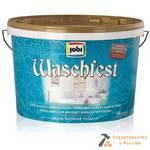 Краска ВД JOBI WaschFest О2, мат, для влаж помещ, 2,5л