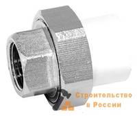 Муфта разъемная I-TECH PPR ВР 25x1
