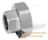 Муфта разъемная I-TECH Standart PPR ВР 25x3/4