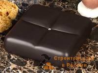 Мыльница WESS Sofa chocolate