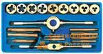 Набор FIT, лерки-метчики для мягкого металла, 20шт