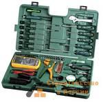 Набор инструментов для электротехнических работ Sata 1/4 53 предмета, S09535