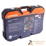 Набор инструментов Кратон TS-30 multi 131, 1/4+1/2