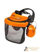 Оснащение STIHL для защиты лица и слуха G500