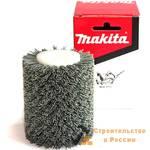 Щетка MAKITA P-04450 100х120мм,нейлон,К180,д/9741,д/дерева,стали,алюминия