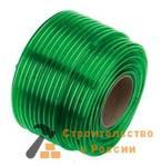 Шланг GARDENA, прозрач, зел, 6х1,5мм, 1м