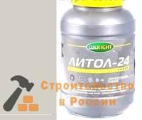 Смазка Литол-24 OilRight, 2кг, пласт.банка