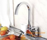 Смеситель WASSERKRAFT Aller 1067 для кухни,хром