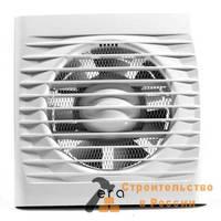 Вентилятор осевой вытяжной с шнуровым тяговым выкл D100 ЭРА